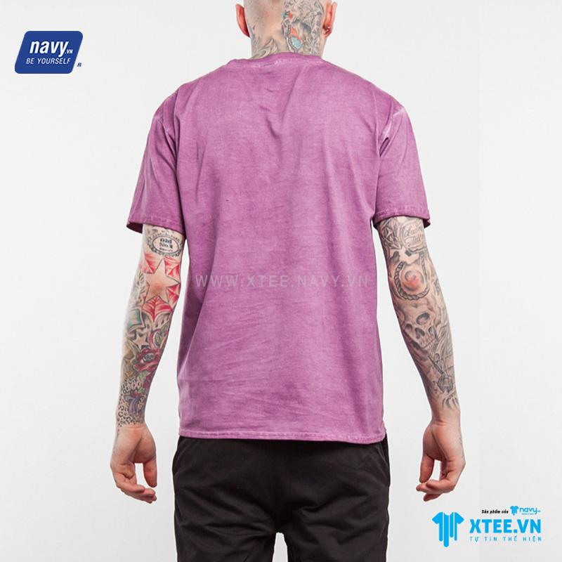 Áo phông Wash trơn AB001