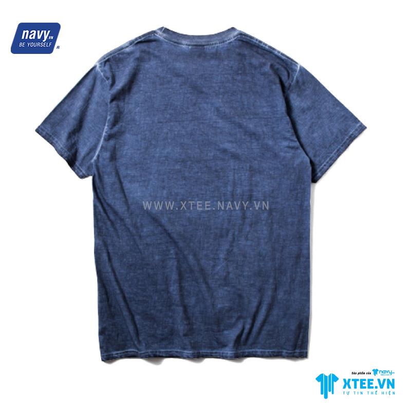 Áo phông Wash tay ngắn AE001